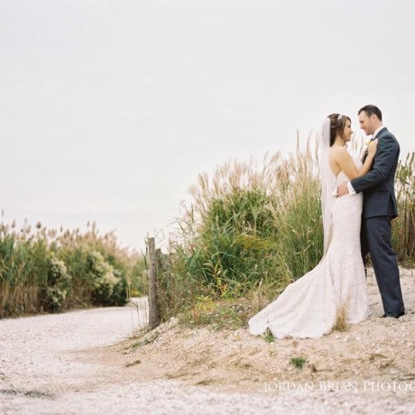 Bonnet Island Wedding- Fall - Tara & Paul