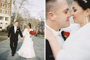 Curtis Center wedding photographs