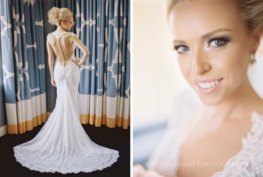 Bridals preps at Hotel monaco in Philadelphia
