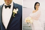 Rehoboth Beach Country Club Bride and Groom Portrait