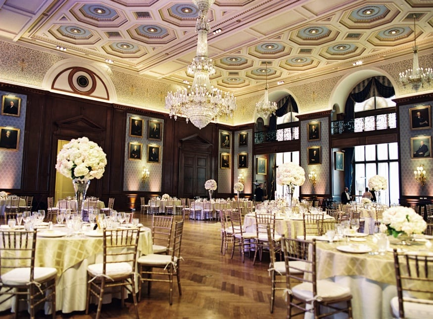 Best Philadelphia Wedding Venue Union League