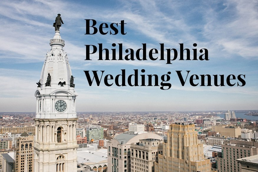 Best Philadelphia Wedding Venues Philly Skyline view Ritz Carlton