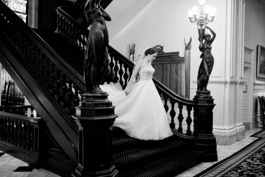 Union League Wedding